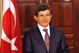 Turkey's limit with Armenia will eventually reopen, Davutoglu says