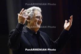 Placido Domingo might theatre Armenian show in L.A.