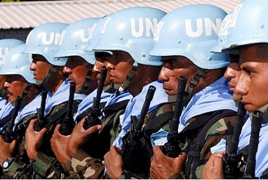 Syrian antithesis calls for introduction of UN peacekeepers