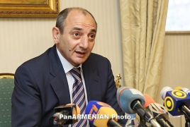 Bako Sahakyan: non-recognition of Artsakh doesn't bushel a development