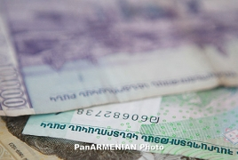 4,9% expansion available in normal monthly income in Armenia in Jun 2011