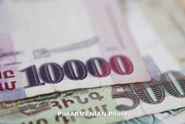August 2011 salaries dump in Armenia