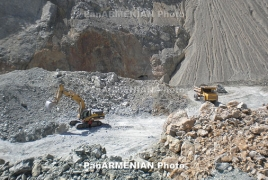 Global Gold, Consolidated Resources recover news for Toukhmanuk, Getik