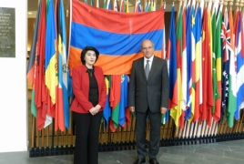 OPCW appreciates team-work with Armenia