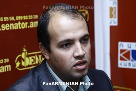 Armenian consultant compares Baku promotion politics to prostitute's behavior