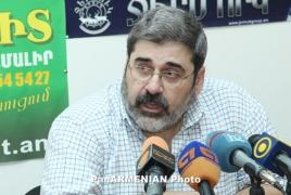 Kiro Manoyan: Knesset will plead Genocide in bureau of a interests