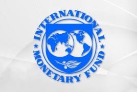 IMF warns of stalled tellurian direct rebalancing