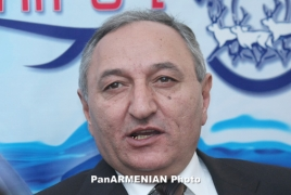 Prosperous Armenia plan won't change if Kocharian returns