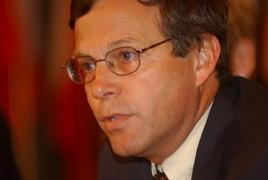 Senator Menendez quests to defer care of U.S. Ambassador to Armenia hopeful John Heffern