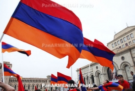 Political outcomes of 20 years of Armenia's independence