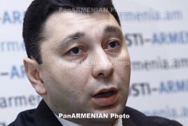 RPA member calls Davutoglu's matter on Armenian Diaspora tallness of cynicism