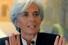 Christine Lagarde inaugurated as new IMF chief