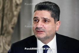 Armenian PM discusses shared team-work with Ukrainian and Austrian counterparts