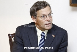 U.S. Ambassador prepared to minister to cultivation growth in Armenia