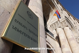 Preliminary information says no Armenians reported among Turkey upheaval victims