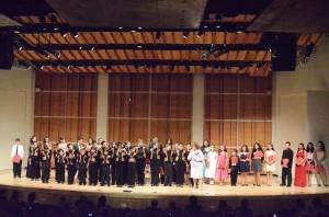 award rite 300x198 Armenian Youth Talent Shines in NY