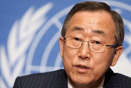 UN, U.S. differ in views on Palestine independence