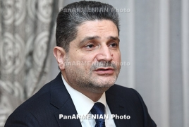 Armenian PM: govt. to boost taxation collection by upping vital businesses' taxation