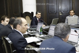 50 people used business e-registration use in Armenia