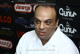 Melikyan: Armenian authorities should acknowledge error in protocols issue