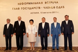 CSTO countries determine to finish common army formation