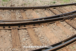 Construction of railway Baku-Tbilisi-Kars to be finished in 2012