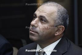 Alik Sargsyan: people get military they deserve