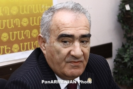 MP: Independence flag-bearers are those who contributed to Armenia's independence