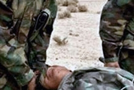 Azerbaijani soldiers continue murdering any other