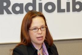 Sabine Freizer unhappy with formula of Kazan meeting