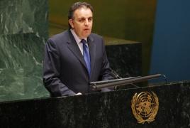 Yerevan: Karabakh emanate inclusion on UN GA bulletin will deteriorate talks