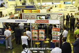 Armenia EXPO 2011 to arrangement internal manufacturers' 20-year achievements