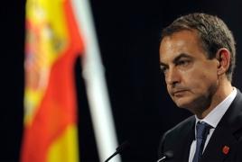 Spanish Prime Minister dissolves parliament