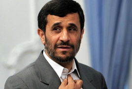 Ahmadinejad final an finish to a arrests of his associates