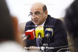 Armenia's appetite trade rose 63% in Q1 2011 vs. final year