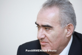 Galust Sahakyan expects bill overfulfilment if mercantile expansion continues