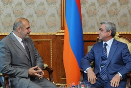 Armenia hopes for new envoy's knowledge to strengthen ties with EU
