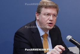 EU prepared to foster Karabakh settlement