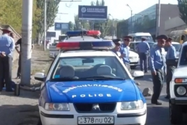 Gang consisting of Armenian officials' sons neutralized in Yerevan