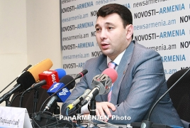 RPA press secretary distrustful about consultant remarks on Karabakh issue