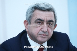 Armenian President to revisit Georgia, accurate date to be coordinated
