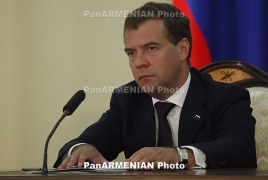 Medvedev: Russia prepared to take shortcoming within OSCE MG