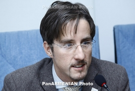 Michael Kambeck: with Karabakh settlement, a round is in a justice of Azerbaijan