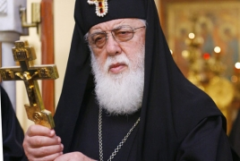 Patriarch of All Georgia considers law on Religious Groups' Legal Status dangerous
