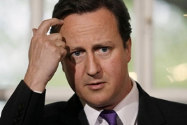 David Cameron: debt predicament in eurozone hazard to universe economy