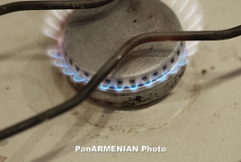 Russian gas supply to Armenia resumed