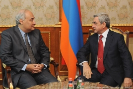 Egypt's envoy views Armenia as second homeland