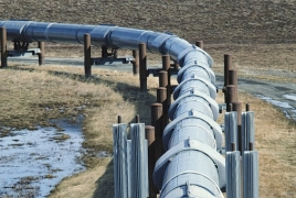 Georgian deputies for privatizing Russia-Armenia gas pipeline