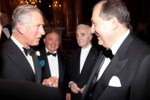 2 BuckinghamPalace1 300x200 Armenian and British Charities Celebrated during Buckingham Palace (Slideshow)