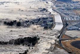 Strong trembler hits Japan